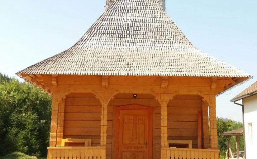 Târgu Lăpuș: Invitație la sfințirea bisericii