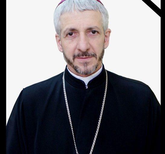 A trecut la Domnul PS Florentin Crihălmeanu, episcopul Eparhiei Greco-Catolice de Cluj-Gherla