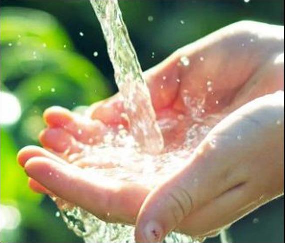 Speranţa, apă vie