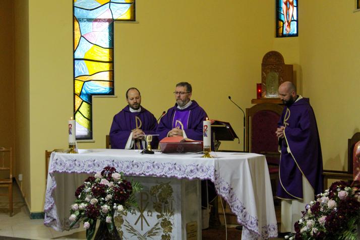 ÎNTALNIREA DE POSTUL MARE A FRAȚILOR CAPUCINI DIN ROMÂNIA